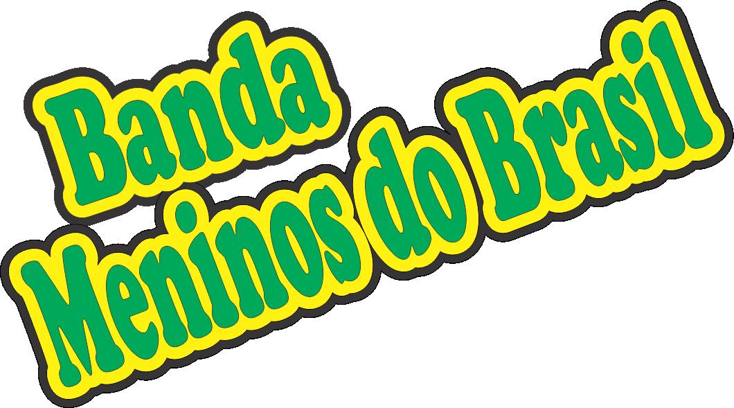 . . : Banda Meninos do Brasil : . . – Santo Angelo/RS